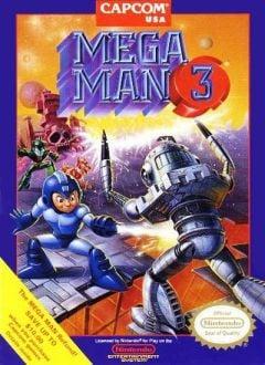 Jaquette de Mega Man 3 NES