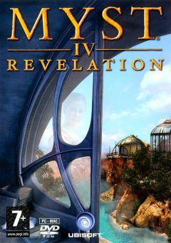 Jaquette de Myst IV : Revelation PC