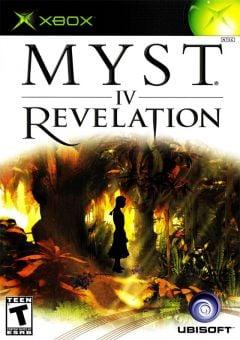 Jaquette de Myst IV : Revelation Xbox