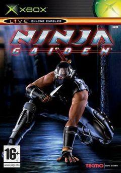 Jaquette de Ninja Gaiden Xbox
