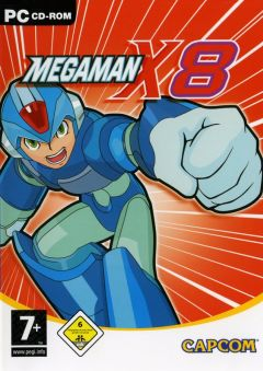 Jaquette de Mega Man X8 PC