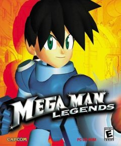 Jaquette de Mega Man Legends PC
