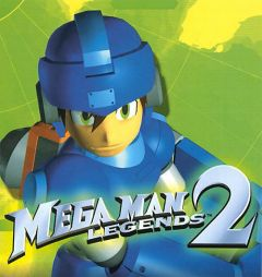 Jaquette de Mega Man Legends 2 PC