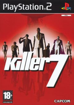 Jaquette de Killer7 PlayStation 2