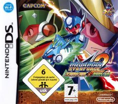Jaquette de Mega Man Star Force 2 : Zerker X Ninja DS