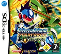 Jaquette de Mega Man Star Force Dragon DS