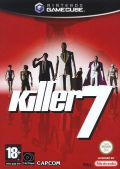 Jaquette de Killer7 GameCube