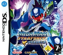 Jaquette de Mega Man Star Force Pegasus DS
