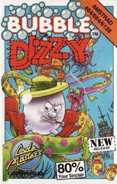 Jaquette de Bubble Dizzy Amstrad CPC