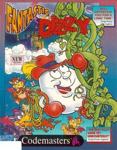 Jaquette de Fantastic Dizzy PC