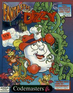 Jaquette de Fantastic Dizzy Amiga