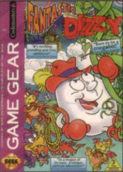 Jaquette de Fantastic Dizzy GameGear