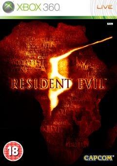Jaquette de Resident Evil 5 Xbox 360