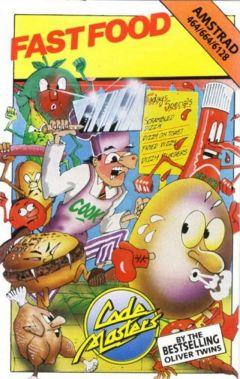 Jaquette de Fast Food Amstrad CPC