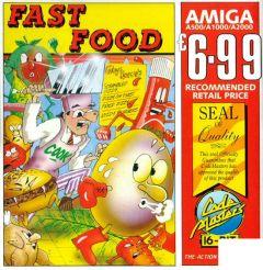 Jaquette de Fast Food Amiga
