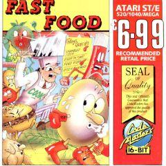 Jaquette de Fast Food Atari ST