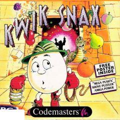 Jaquette de Kwik Snax PC