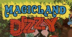 Jaquette de Magicland Dizzy PC