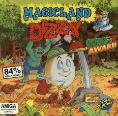 Jaquette de Magicland Dizzy Amiga