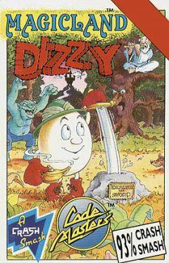 Jaquette de Magicland Dizzy Atari ST