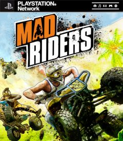 Jaquette de Mad Riders PlayStation 3