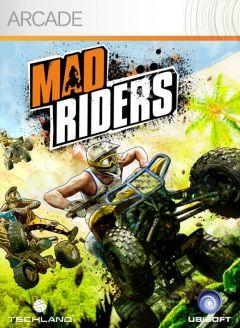 Jaquette de Mad Riders Xbox 360