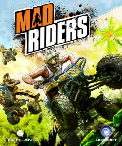Jaquette de Mad Riders PC
