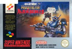 Jaquette de Super Probotector : The Alien Rebels Super NES