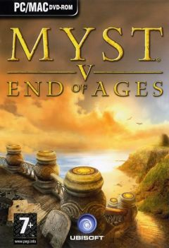Jaquette de Myst V : End of Ages Mac