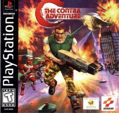 Jaquette de C : The Contra Adventure PlayStation