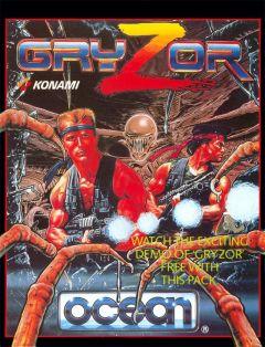 Jaquette de Contra Amstrad CPC