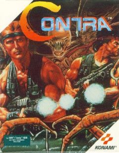 Jaquette de Contra (original) PC
