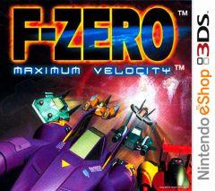 Jaquette de F-Zero : Maximum Velocity Nintendo 3DS