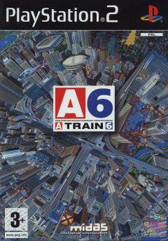 Jaquette de A-Train 6 PlayStation 2