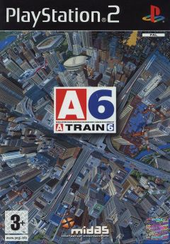 Jaquette de A-Train 6 PlayStation 2
