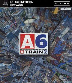 Jaquette de A-Train 6 PlayStation 3
