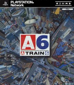 Jaquette de A-Train 6 PlayStation 3