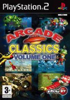 Jaquette de Arcade Classics Volume One PlayStation 2