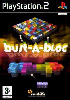 Jaquette de Bust-A-Bloc PlayStation 2