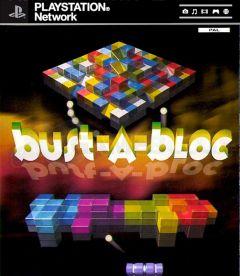 Jaquette de Bust-A-Bloc PlayStation 3
