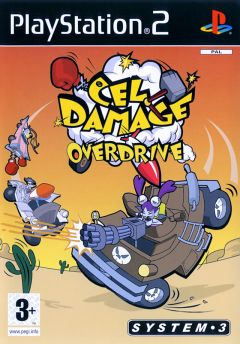 Cel Damage : Overdrive (PlayStation 2)
