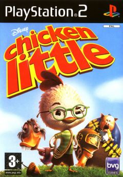 Jaquette de Chicken Little PlayStation 2