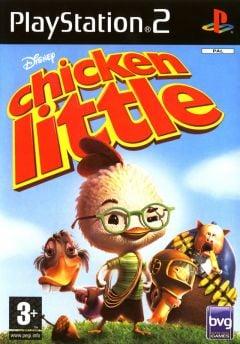 Jaquette de Chicken Little PlayStation 2