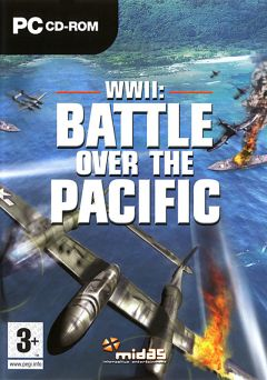 Jaquette de WWII : Battle over the Pacific PC
