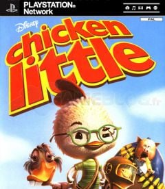 Jaquette de Chicken Little PlayStation 3