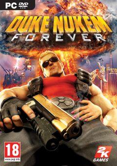 Jaquette de Duke Nukem Forever PC