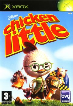 Jaquette de Chicken Little Xbox