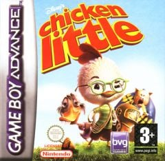 Jaquette de Chicken Little Game Boy Advance