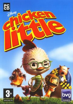 Jaquette de Chicken Little PC