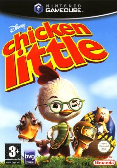 Jaquette de Chicken Little GameCube